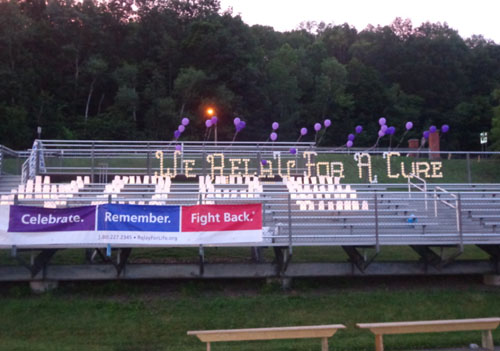 Community Involvement at Relay for Life