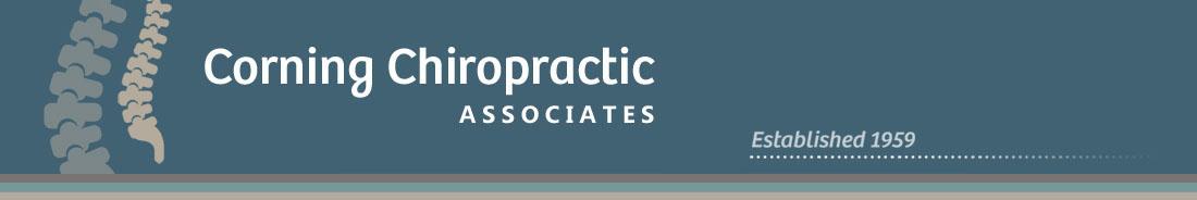 Corning Chiropractic Logo