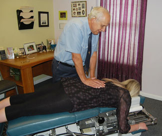 Corning Chiropractic treatments offered