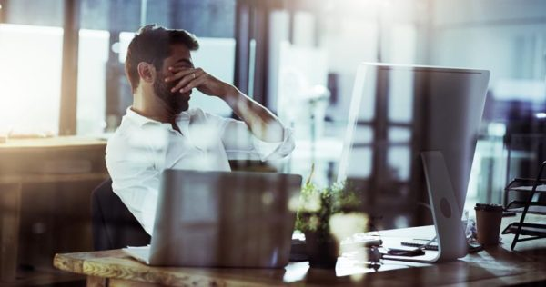 Three Leading Productivity Killers - Lack of Sleep, Poor Posture and Stress
