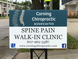Corning Chiropractic Walk-In Clinic